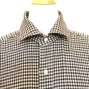 NWOT Polo Ralph Lauren Regent fit plaid shirt L